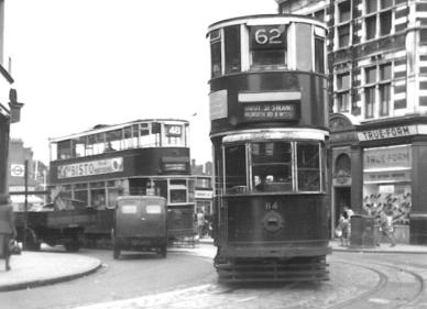 114 route 62 to Strand with a 48 in front, 25-8-1951
