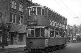 118 route 35 to Forest Hill 5-4-1952