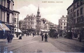 13 Memorial looking east 24-7-1915
