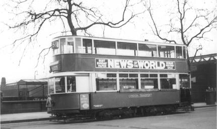 133 on Embankment 1951
