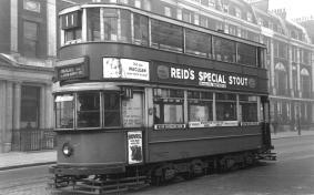 146 route 11 to Highgate Village, pre-war