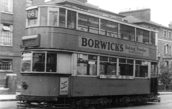 146 route 66 to Forest Hill, post-war
