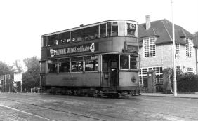 153 route 62 to Forest Hill, post-war