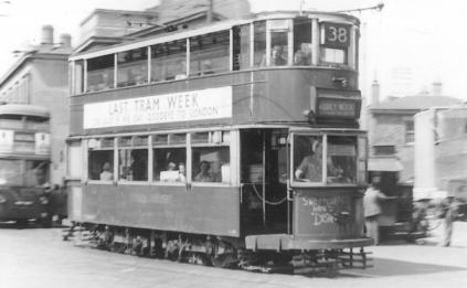 1907 serv 38 to Abbey Wood