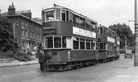 1952 serv 40 to Strand 28-6-1952