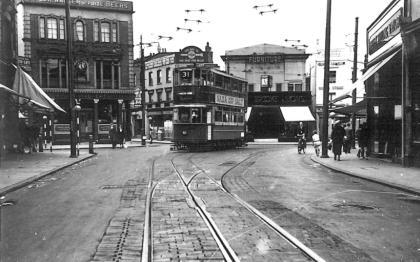 1964 route 31 @ Hackney 11-6-1939