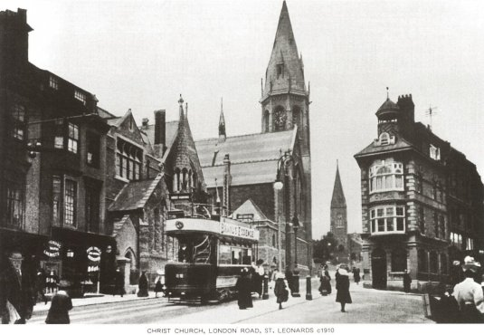 22 London Rd St Leo c1910