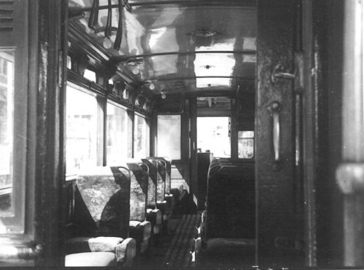 305 lower saloon interior 5-7-1952