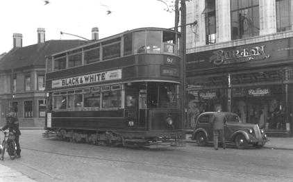344 route 67 to Greengate St, pre-war