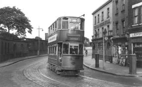 90 route 36 to Embankment, 16-6-1952