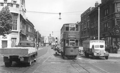 91 route 46 to Beresford Sq 30-6-1952