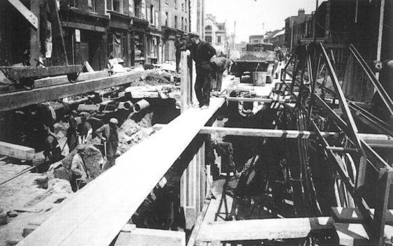 D4 Trafalgar Rd, Greenwich bomb 11-5-1941