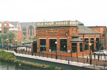 Old Pump Hse & Salford Quays
