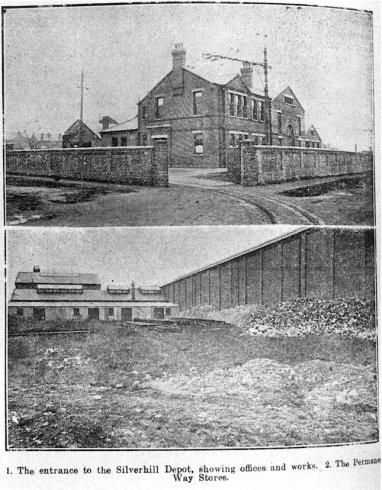 Silverhill Dep 28-1-1909