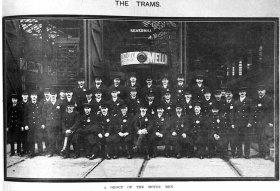 Silverhill Dep motormen group 4-2-1909