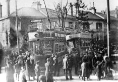 Silverhill & Hollington trams accident
