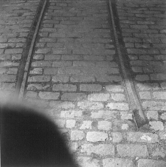 Track @ Bulverhythe Depot 26-4-1967