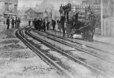 Tracklaying, Silverhill c1905
