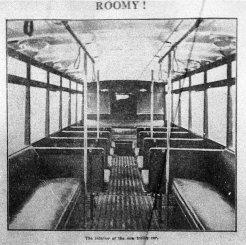 Trolley 1 interior lower saloon 8-3-1928