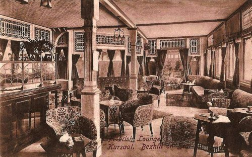 Moorish lounge,