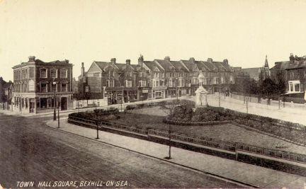 Castle Town Square