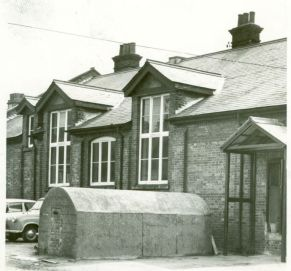 St Barnabas Boys School August 1967