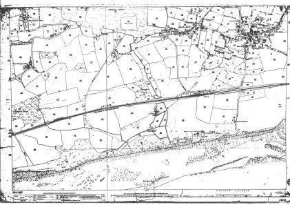 1873 OS map