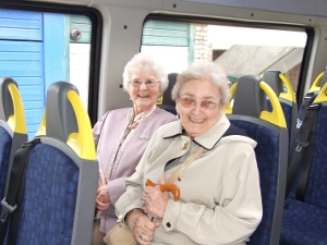 Group Transport - Bexley Accessible Transport Scheme (BATS)