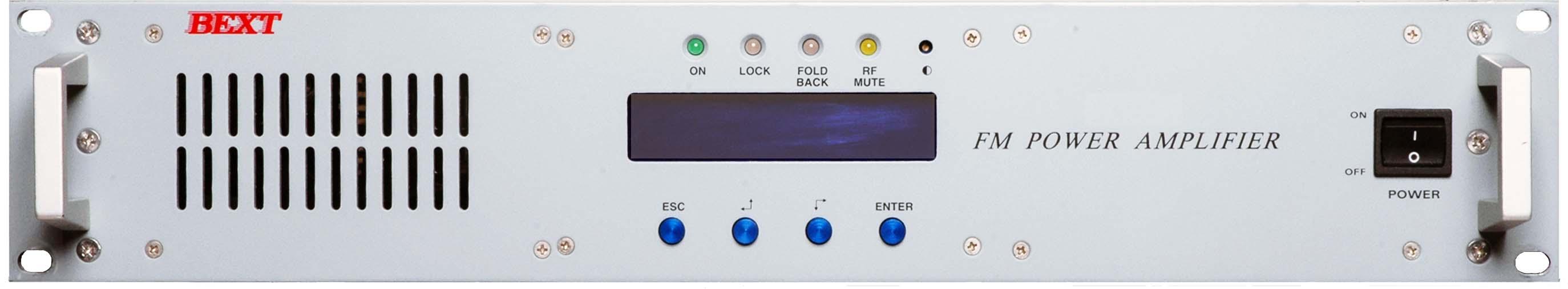 Fr 300 Fm Amplifier Bext 8w Broadband Rf