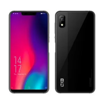 banggood Elephone A4 Pro MTK6763 Helio P23 2.0GHz 8コア BLACK(ブラック)
