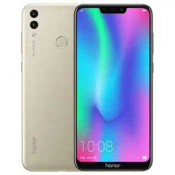 banggood HUAWEI Honor 8C Snapdragon 632 SDM632 GOLD(ゴールド)