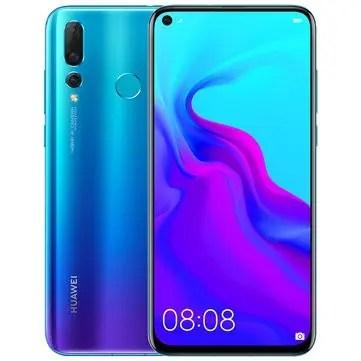 banggood HUAWEI Nova 4 Kirin 970 2.4GHz 8コア BLUE(ブルー)