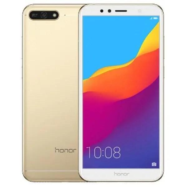 banggood Huawei Honor 7A Snapdragon 430 MSM8937 1.4GHz 8コア GOLD(ゴールド)