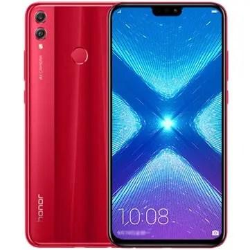 banggood Huawei Honor 8X Kirin 710 2.2GHz 8コア RED(レッド)