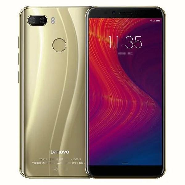 banggood Lenovo K5 Play Snapdragon 430 MSM8937 1.4GHz 8コア GOLD(ゴールド)