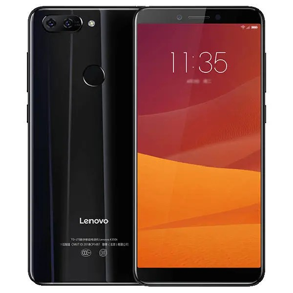 banggood Lenovo K5 MTK6750 1.5GHz 8コア BLACK(ブラック)