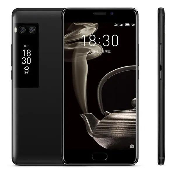 banggood Meizu Pro 7 Plus MTK6799 Helio X30 2.8GHz 10コア BLACK(ブラック)