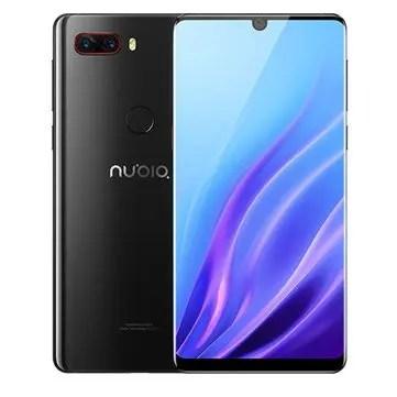 banggood Nubia z18 Snapdragon 845 SDM845 2.8GHz 8コア BLACK(ブラック)