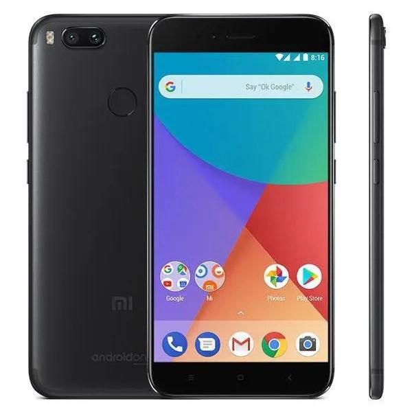 banggood Xiaomi Mi A1 Snapdragon 625 MSM8953 2.0GHz 8コア BLACK(ブラック)