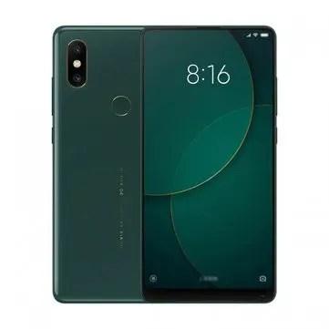 banggood Xiaomi Mi Mix 2S Snapdragon 845 SDM845 2.8GHz 8コア GREEN(グリーン)