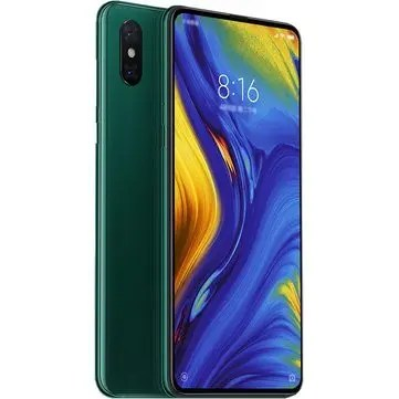 banggood Xiaomi Mi MIX 3 Snapdragon 845 SDM845 2.8GHz 8コア GREEN(グリーン)