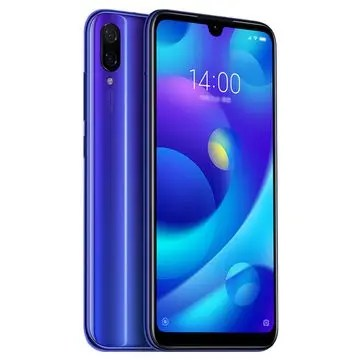 banggood Xiaomi Mi Play Helio P35 2.3GHz 8コア BLUE(ブルー)