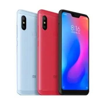 Xiaomi Redmi 6 Pro Snapdragon 625 MSM8953 2.0GHz 8コア