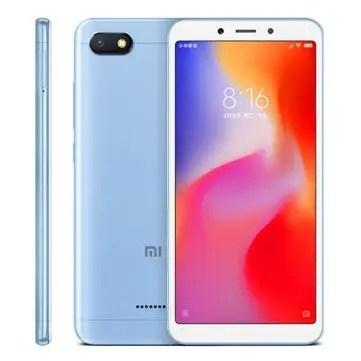 banggood Xiaomi Redmi 6A MTK6765 Helio A22 2.0GHz 4コア GREY(グレイ)