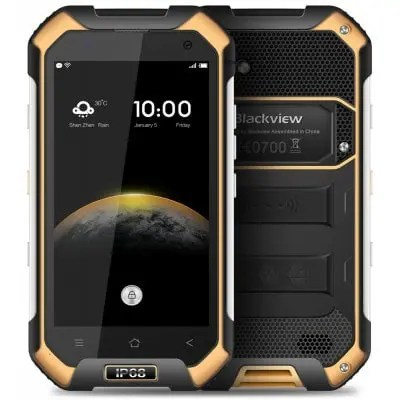 gearbest Blackview BV6000S MTK6735 1.3GHz 4コア OTHER(その他)