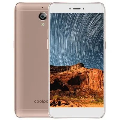 gearbest Coolpad E2C Snapdragon 210 MSM8909 1.1GHz 4コア GOLD(ゴールド)