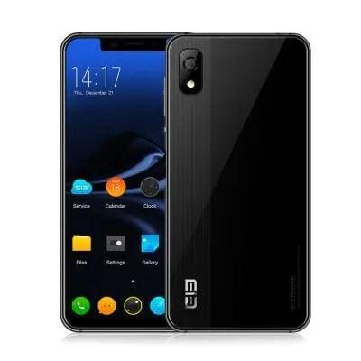 gearbest Elephone A4 MTK6739 1.5GHz 4コア BLACK(ブラック)