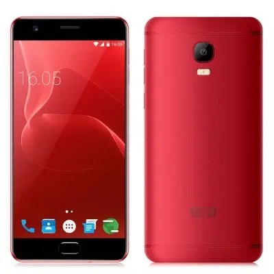 gearbest ELEPHONE P8 Max MTK6750T 1.5GHz 8コア RED(レッド)