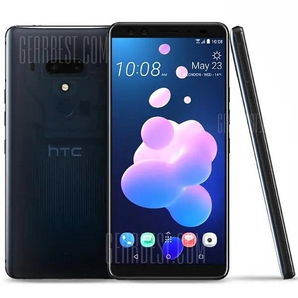 gearbest HTC U12+ Snapdragon 845 SDM845 2.8GHz 8コア BLUE(ブルー)