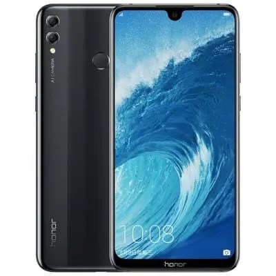 gearbest Huawei Honor 8X Max Snapdragon 636 SDM636 1.8GHz 8コア BLACK(ブラック)